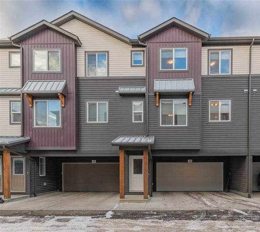 15 16903 68 Street, Edmonton, AB T5Z 0K9 (#E4225336) :: The Foundry Real Estate Company