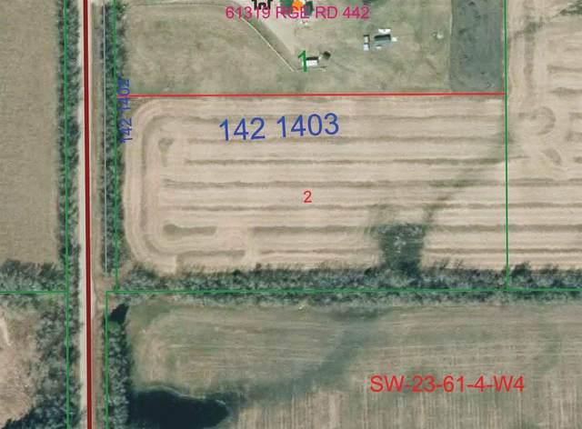 RR442 Twnrd 614, Rural Bonnyville M.D., AB T0A 0B0 (#E4225341) :: Müve Team | RE/MAX Elite