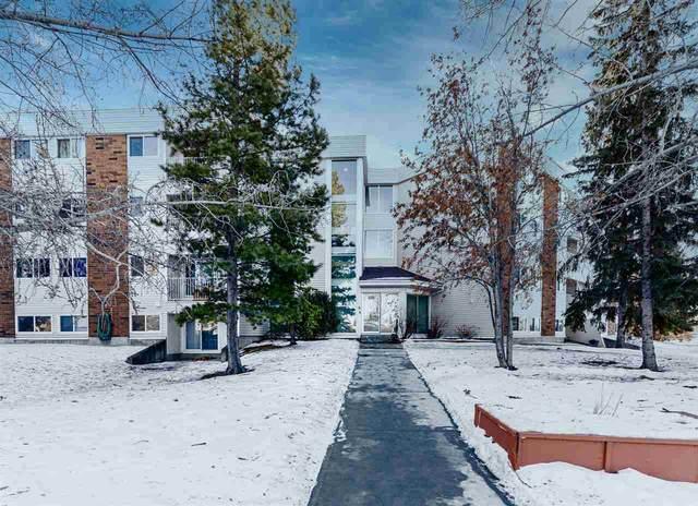 38 11255 31 Avenue, Edmonton, AB T6J 3V6 (#E4225343) :: RE/MAX River City