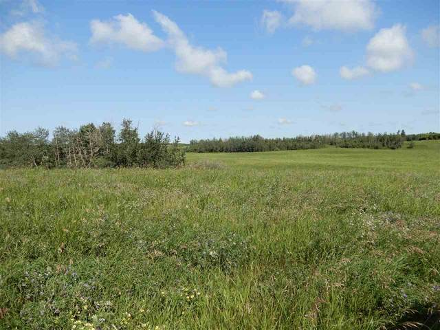 Twsp 551 Range Road 12, Rural Lac Ste. Anne County, AB T0E 1V0 (#E4225347) :: Müve Team | RE/MAX Elite