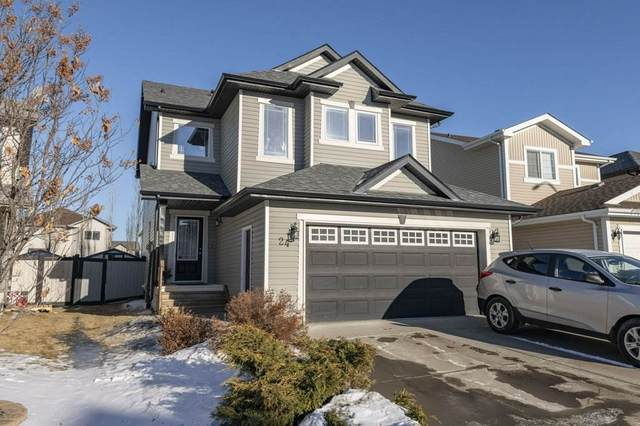 24 Spring Grove Crescent, Spruce Grove, AB T7X 0E7 (#E4225349) :: The Foundry Real Estate Company