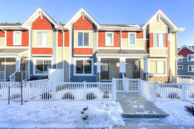 44-1508 105 Street, Edmonton, AB T6J 5R8 (#E4225355) :: Initia Real Estate