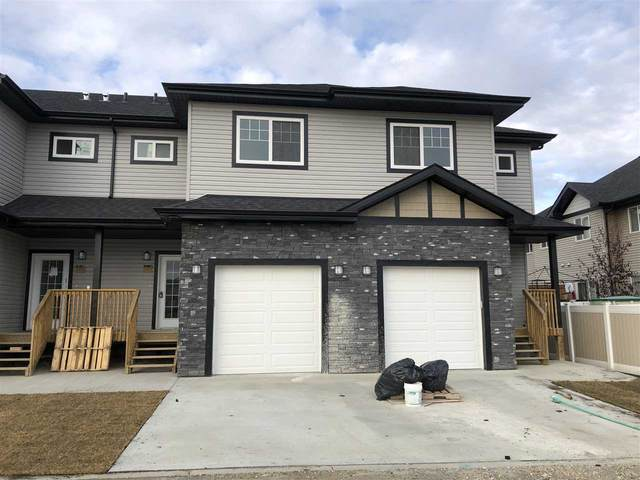 3302 66 Street, Beaumont, AB T4X 0W7 (#E4225358) :: The Foundry Real Estate Company