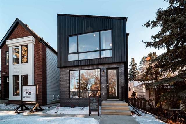 10811 130 Street, Edmonton, AB T5M 0Y0 (#E4225359) :: The Foundry Real Estate Company