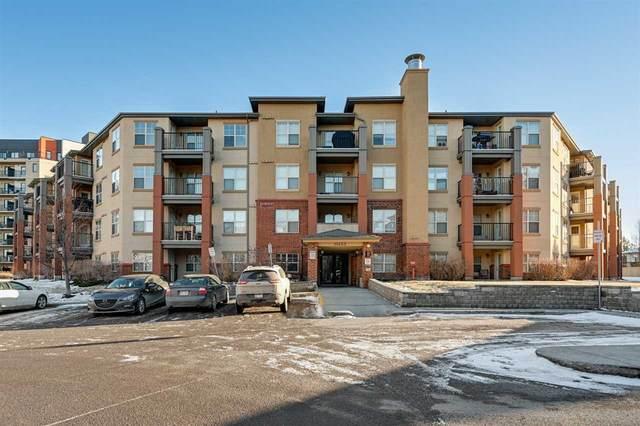 306 11453 Ellerslie Road, Edmonton, AB T6W 1T3 (#E4225371) :: Müve Team   RE/MAX Elite