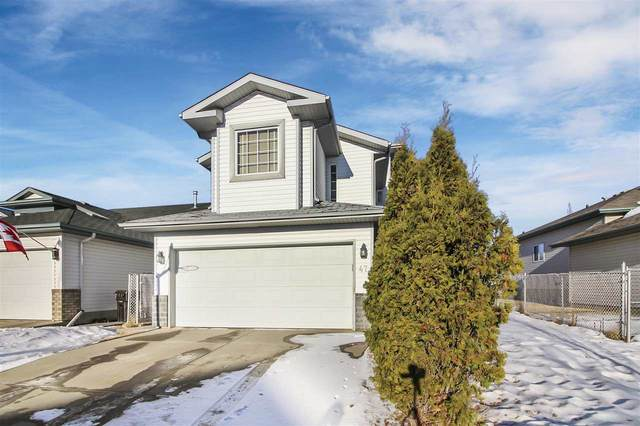 47 Moberg Road, Leduc, AB T9E 8A6 (#E4225372) :: Müve Team | RE/MAX Elite