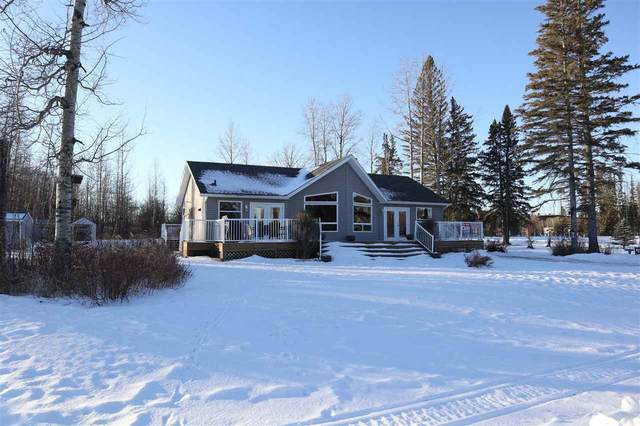 #272-465015 Rr 63A, Rural Wetaskiwin County, AB T0C 0T0 (#E4225380) :: The Foundry Real Estate Company