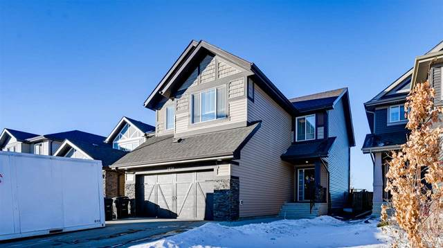 1036 Allendale Crescent, Sherwood Park, AB T8H 0X7 (#E4225397) :: The Foundry Real Estate Company
