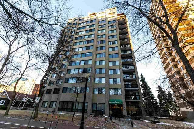 902 9921 104 Street, Edmonton, AB T5K 2K3 (#E4225398) :: Initia Real Estate