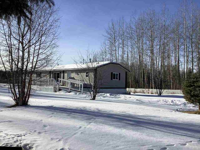 4929 54 Avenue, Cynthia, AB T0E 0K0 (#E4225404) :: Initia Real Estate