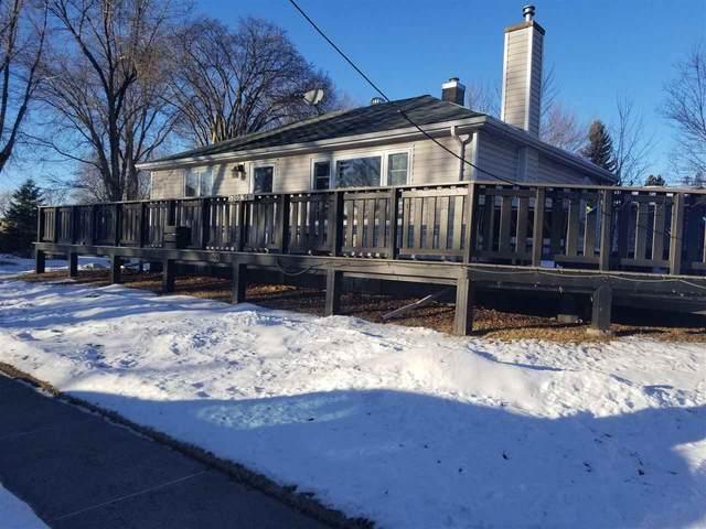 5203 54 Street, Redwater, AB T0A 2W0 (#E4225407) :: Initia Real Estate