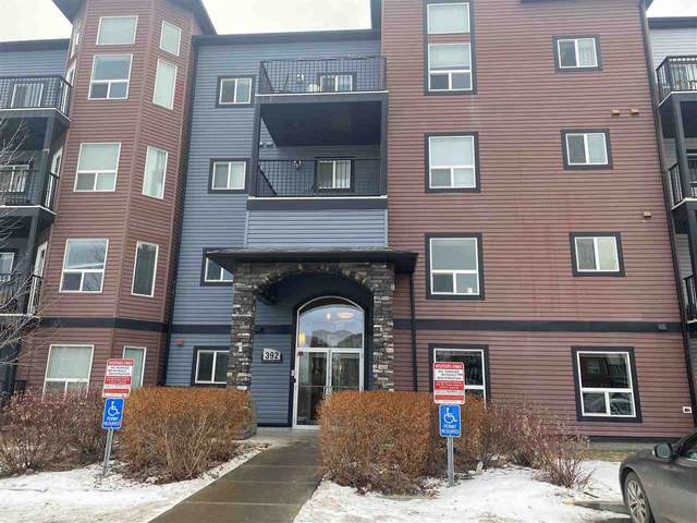 120 392 Silver Berry Road, Edmonton, AB T5T 0H1 (#E4225409) :: The Foundry Real Estate Company