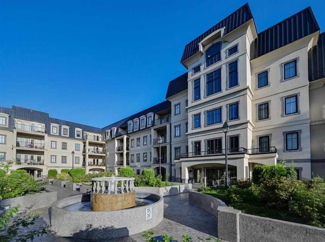 405 1406 Hodgson Way, Edmonton, AB T6R 3K1 (#E4225414) :: Initia Real Estate