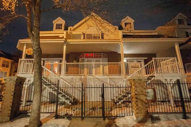 ##1 10235 111 ST NW, Edmonton, AB T5K 2V5 (#E4225415) :: Initia Real Estate