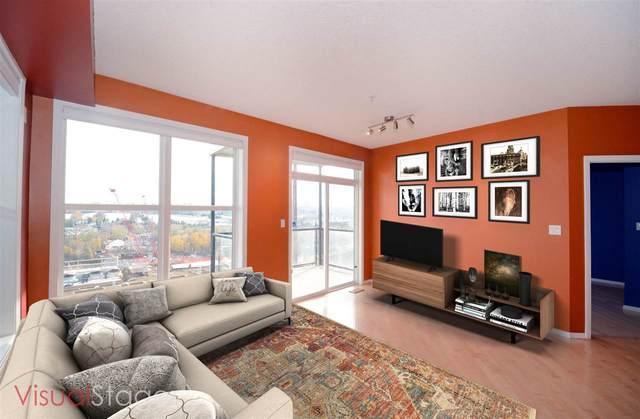 205 9503 101 Avenue, Edmonton, AB T5H 4R1 (#E4225420) :: The Foundry Real Estate Company