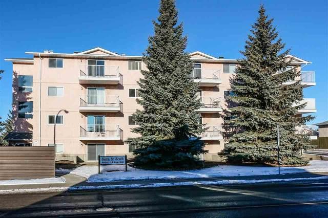401 4924 19 Avenue, Edmonton, AB T6L 4B5 (#E4225429) :: The Foundry Real Estate Company