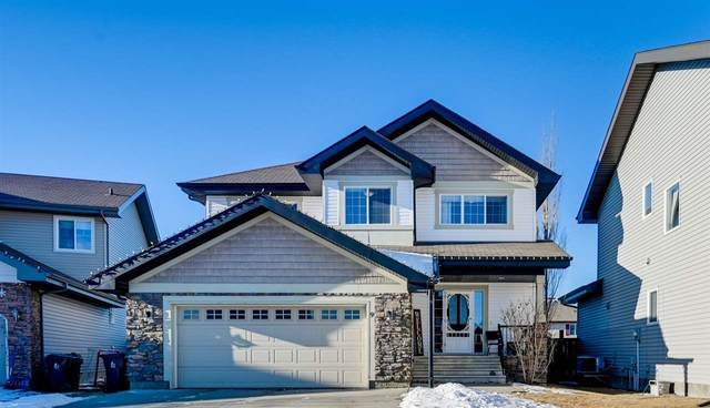 9 Victoria Bay, Spruce Grove, AB T7X 0C7 (#E4225432) :: The Foundry Real Estate Company