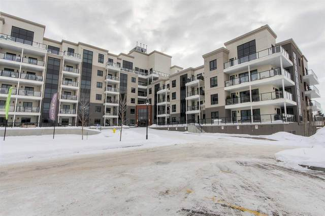 816 200 Bellerose Drive, St. Albert, AB T8N 7P7 (#E4225434) :: The Foundry Real Estate Company