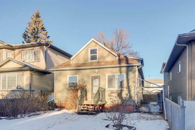9324 107 Avenue, Edmonton, AB T5H 0T5 (#E4225465) :: The Foundry Real Estate Company