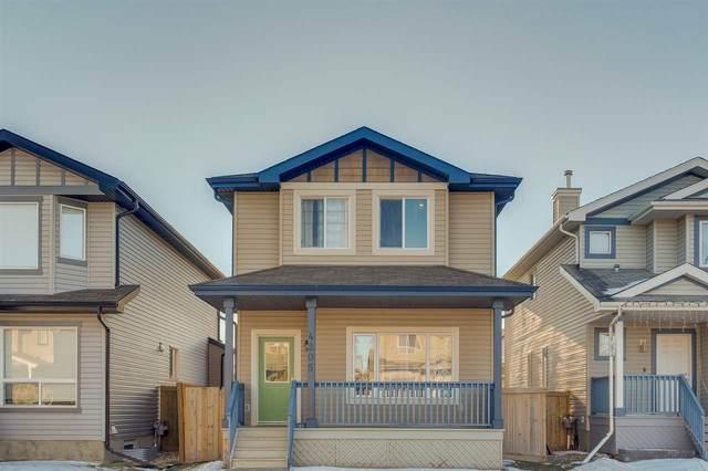 4205 161 Avenue, Edmonton, AB T5Y 0G3 (#E4225483) :: The Foundry Real Estate Company