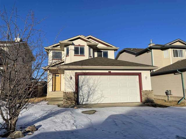 13820 158 Avenue, Edmonton, AB T6V 1S5 (#E4225488) :: RE/MAX River City