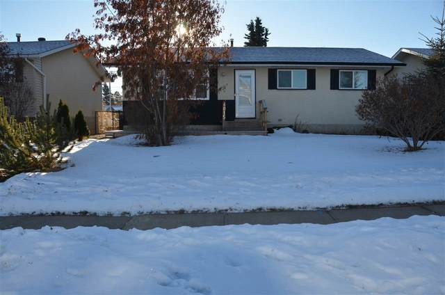4815 53 Avenue, Bon Accord, AB T0A 0K0 (#E4225504) :: Müve Team | RE/MAX Elite