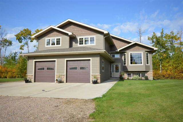 10 61109 RGE RD 465, Rural Bonnyville M.D., AB T9N 2J6 (#E4225529) :: Initia Real Estate