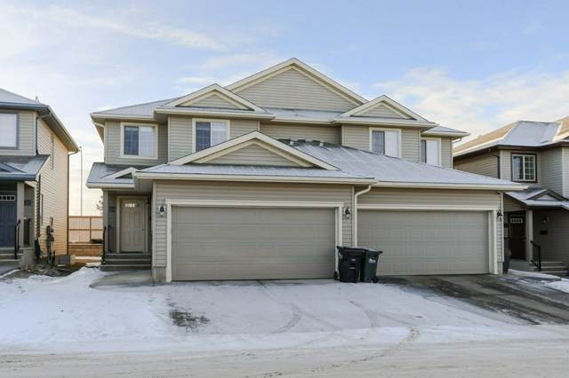 215 21 Summerwood Drive, Sherwood Park, AB T8H 0C5 (#E4225530) :: The Foundry Real Estate Company