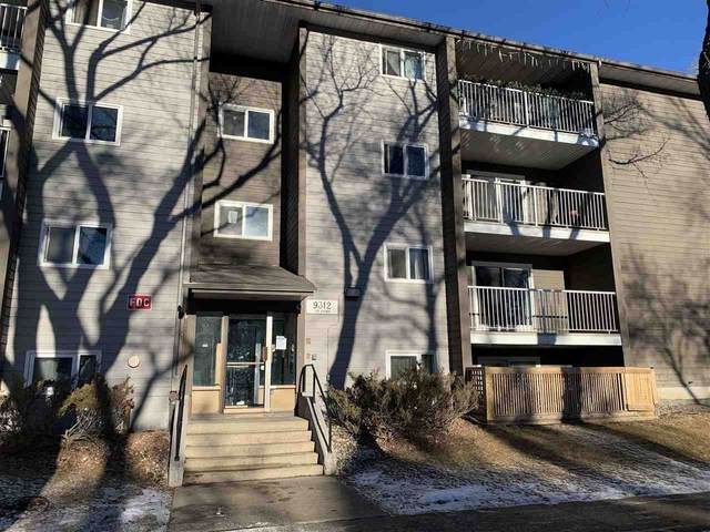 303 9312 104 Avenue, Edmonton, AB T5H 4G7 (#E4225558) :: The Foundry Real Estate Company