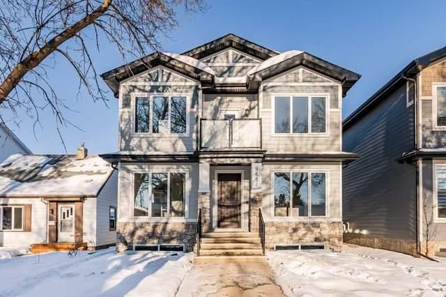 9654 75 Avenue, Edmonton, AB T6E 1H6 (#E4225563) :: Initia Real Estate