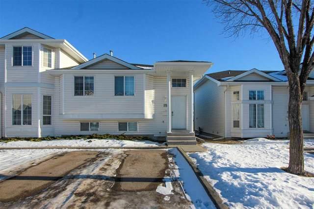 25 3380 28A Avenue, Edmonton, AB T6T 1V4 (#E4225564) :: The Foundry Real Estate Company