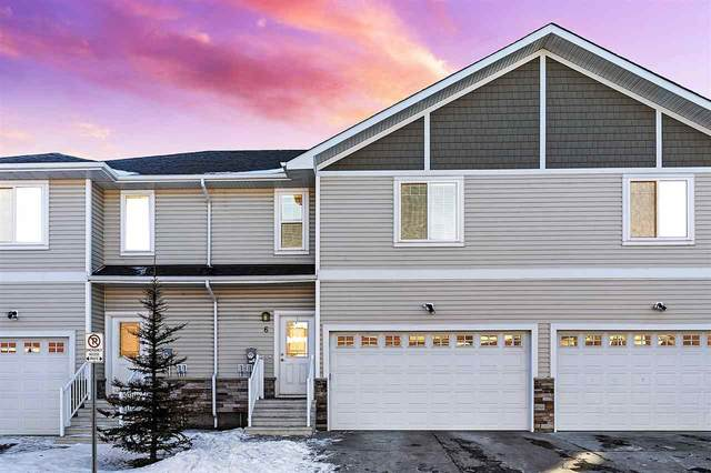 6 450 Mcconachie Way, Edmonton, AB T5Y 0S8 (#E4225568) :: The Foundry Real Estate Company