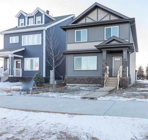 6010 Naden Landing, Edmonton, AB T5E 6X6 (#E4225587) :: The Foundry Real Estate Company