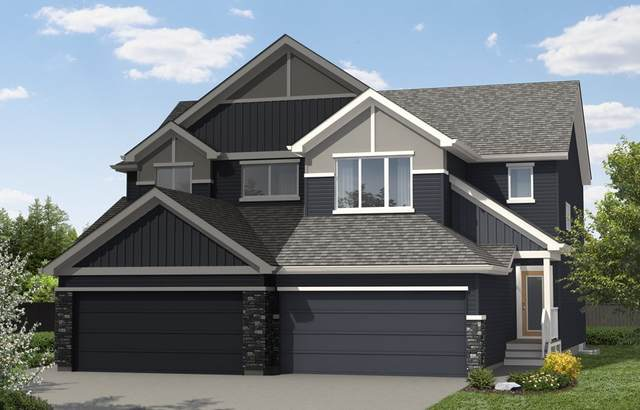 66 Juneau Way, St. Albert, AB T8N 7W8 (#E4225613) :: The Foundry Real Estate Company
