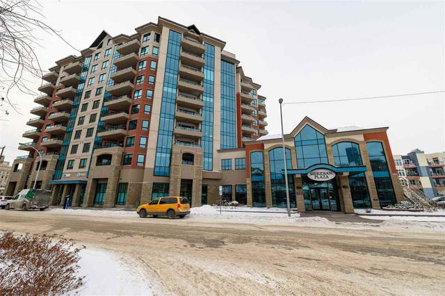 612 10142 111 Street, Edmonton, AB T5K 1K6 (#E4225619) :: The Foundry Real Estate Company