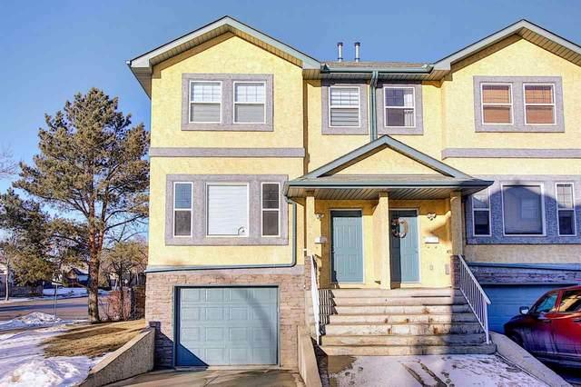 16 16777 91 Street, Edmonton, AB T5Z 3X4 (#E4225622) :: The Foundry Real Estate Company