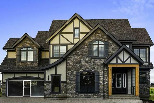 5621 Cautley Cove, Edmonton, AB T6W 4P7 (#E4225624) :: The Foundry Real Estate Company