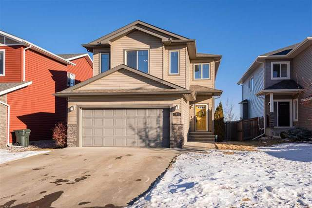 30 Hilldowns Drive, Spruce Grove, AB T7X 0J2 (#E4225630) :: RE/MAX River City