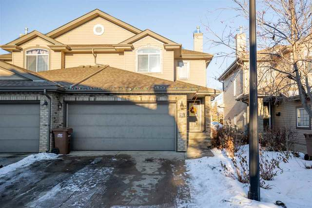 36 20 Norman Court, St. Albert, AB T8N 7K4 (#E4225656) :: The Foundry Real Estate Company