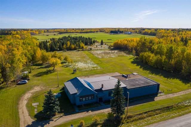 56031 Rr 53A, Rural Lac Ste. Anne County, AB T0E 0J0 (#E4225669) :: Initia Real Estate
