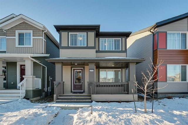 2710 Price Link, Edmonton, AB T6W 3W2 (#E4225670) :: The Foundry Real Estate Company
