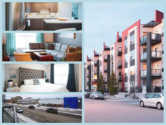 216 10523 123 Street, Edmonton, AB T5N 1N9 (#E4225677) :: The Foundry Real Estate Company
