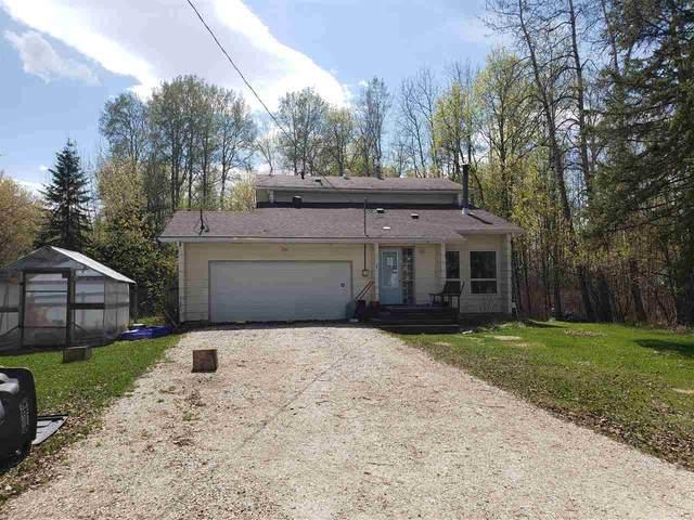 1 Conifer Cres, Rural Lac Ste. Anne County, AB T0E 0W0 (#E4225690) :: RE/MAX River City