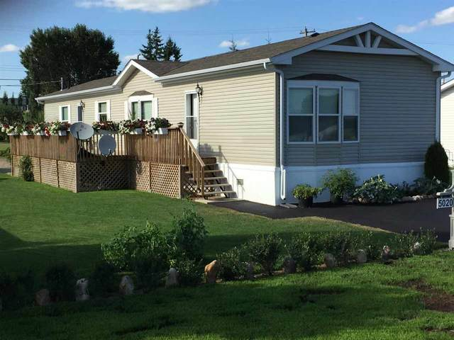 5020 46 Street, Hardisty, AB T0B 1V0 (#E4225692) :: RE/MAX River City