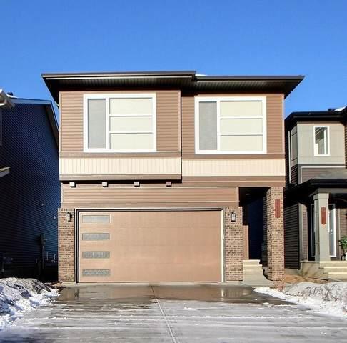 2739 Collins Crescent, Edmonton, AB T6W 3X4 (#E4225693) :: The Foundry Real Estate Company