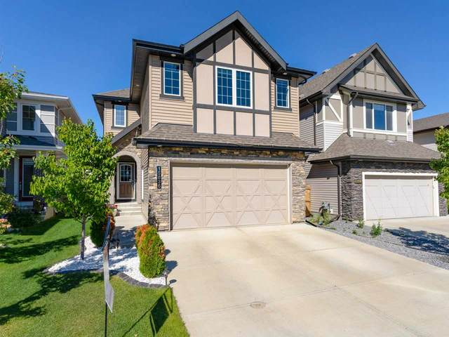 15836 11 Avenue, Edmonton, AB T6W 2H3 (#E4225699) :: The Foundry Real Estate Company