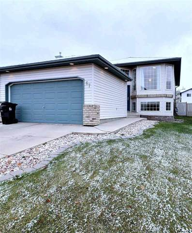 67 Langley Crescent, Spruce Grove, AB T7X 4A4 (#E4225700) :: The Foundry Real Estate Company
