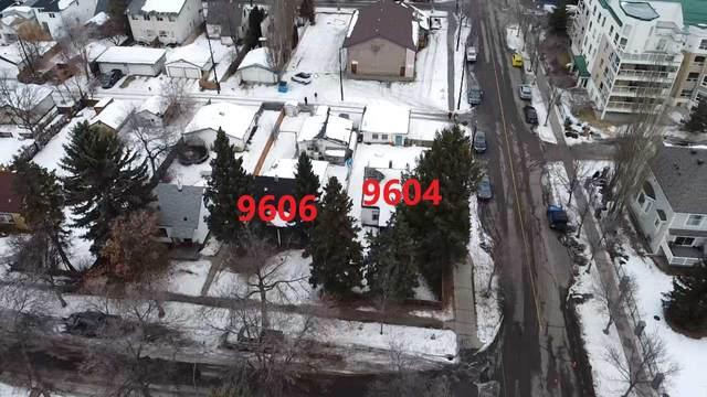 9606 9604 78 Avenue, Edmonton, AB T6C 0P3 (#E4225714) :: Initia Real Estate