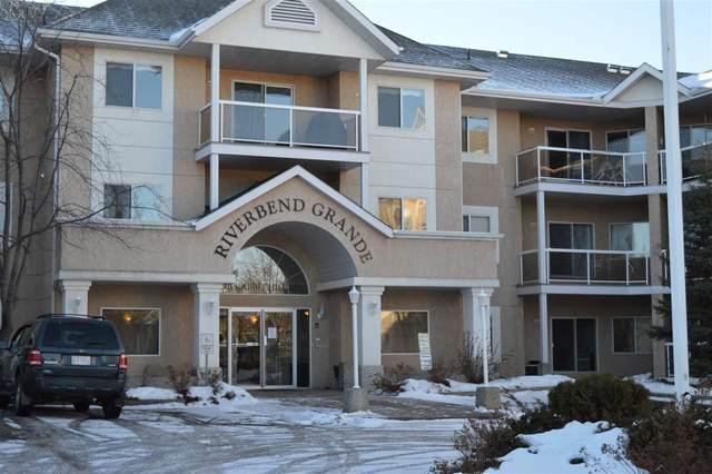 318 911 Rabbit_Hill Road, Edmonton, AB T6R 2S7 (#E4225721) :: The Foundry Real Estate Company