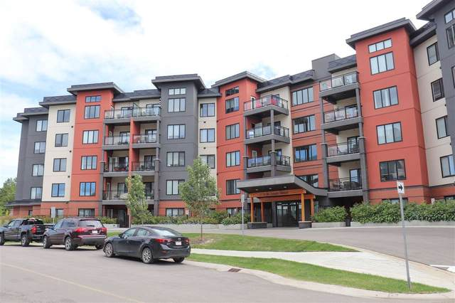 303 5 St Louis Street, St. Albert, AB T8N 7T2 (#E4225730) :: The Foundry Real Estate Company